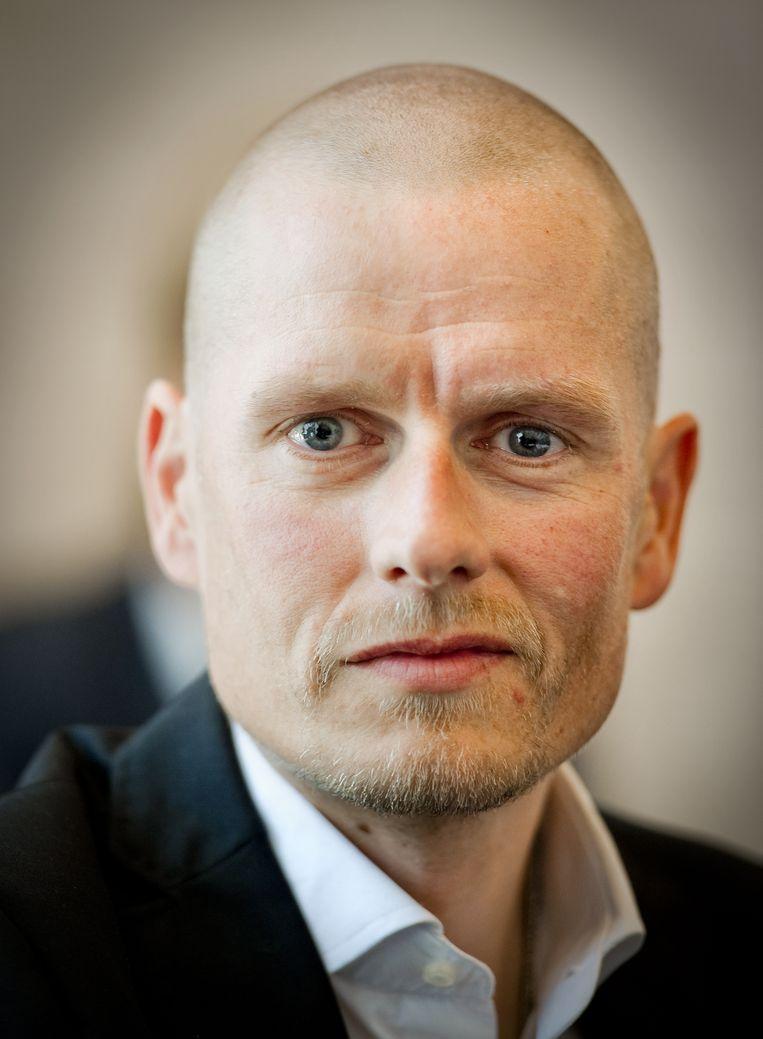 Michael Rasmussen. Beeld ANP