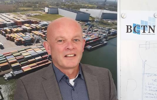 Joop Mijland van BCTN in Nijmegen.