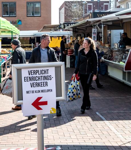 Vergis je je op de markt in Twello, dan kun je weer van voor af aan beginnen
