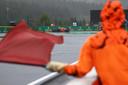 La pluie a joué des mauvais tour à la F1: le GP de Belgique n'a jamais pu démarrer.