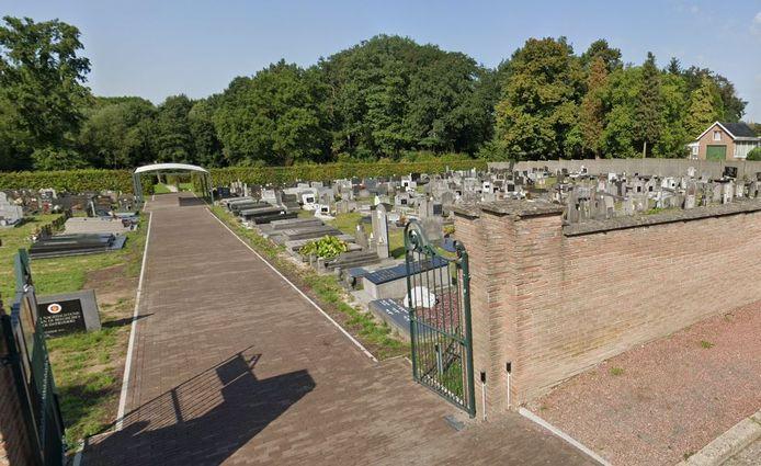 Het kerkhof van Eigenbilzen komt, samen met dat van Mopertingen en Waltwilder, als eerste aan de beurt.