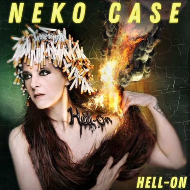 Albumhoes Neko Case: Hell-On. Beeld null