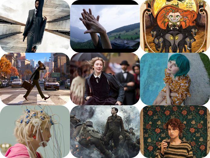 De films van 2020