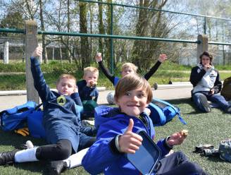"""Provinciaal label voor jeugdwerking Jong Sint-Gillis: """"Bewijs van toonaangevende voetbalopleiding"""""""