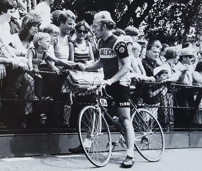 Oud-wielrenner Piet van Katwijk