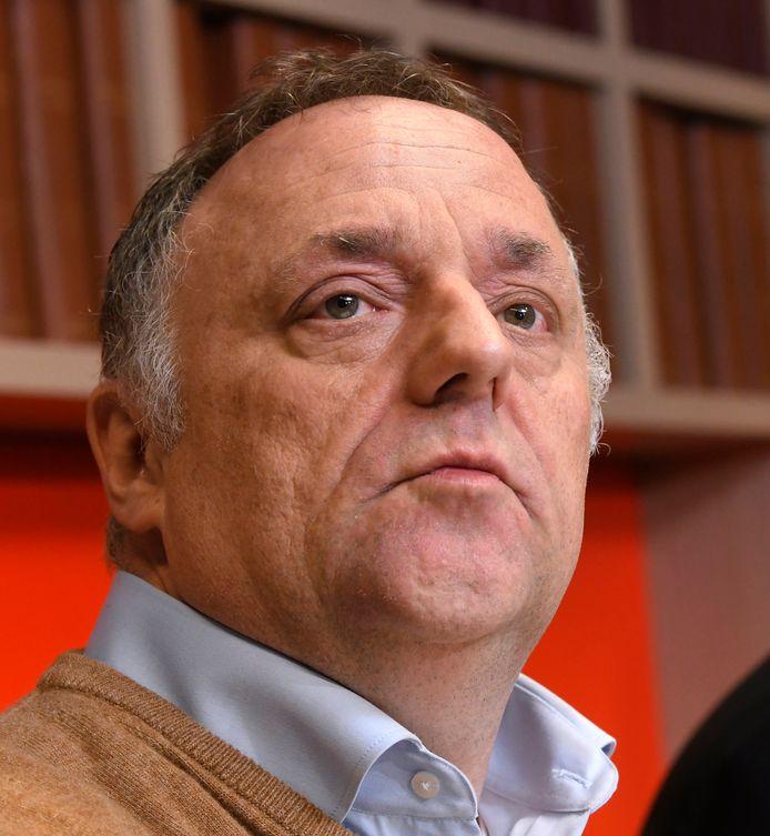 Marc Van Ranst.