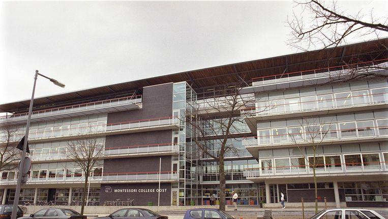 Montessori College Oost, een van de vier scholen met technische vmbo-opleidingen. Beeld ANP/Kippa