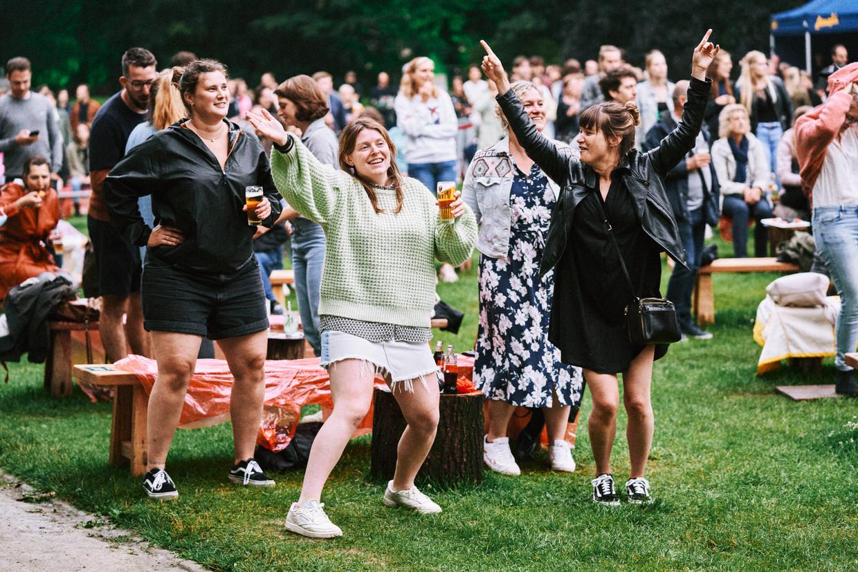 Als u naar een festival of een ander groot evenement van minstens 5.000 bezoekers gaat, dan zal er vanaf augustus een pasje voor bestaan Beeld Thomas Sweertvaegher