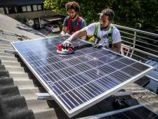 Raad Halderberge realiseert zich dat energietransitie doorvoeren hard werken is