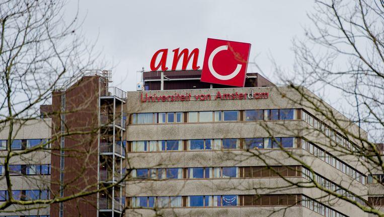 Het AMC laat weten dat de patiëntenzorg van de afdeling gewoon gewaarborgd blijft. Beeld anp