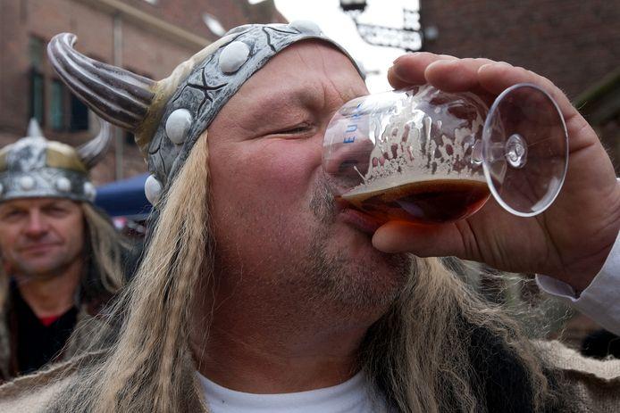 Dit jaar wordt er niet massaal bokbier geschonken in Zutphen.