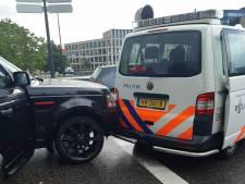 'Bestuurder kon geen kant meer op met zijn gestolen Range Rover'