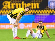 Letsch ligt achter op schema met Vitesse:  Tien punten, dat is geen geweldige oogst