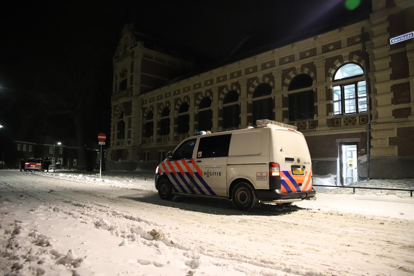 Na een goed gesprek met de melder kon de politie in Tiel weer vertrekken.