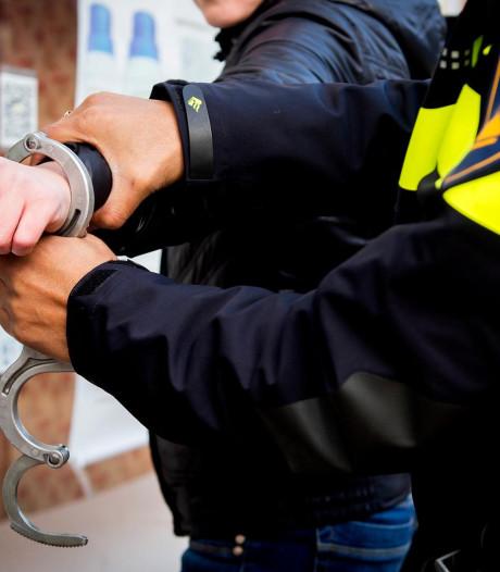Politie pakt kettingrukker
