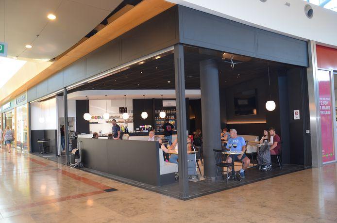 'Repoos' in het Ninia Shopping Center opende woensdag de deuren.