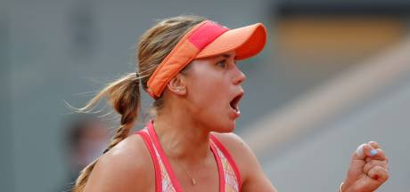 Sofia Kenin s'offre Petra Kvitova, finale inédite à Roland-Garros