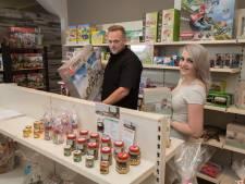Jonge ondernemers verlevendigen  centrum van Olst met The Gift Shop