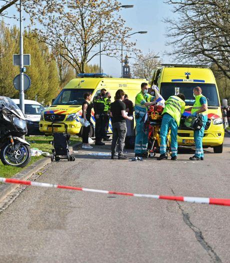 Astrid (56) bezwijkt aan verwondingen door politiemotor die wegglijdt tijdens achtervolging