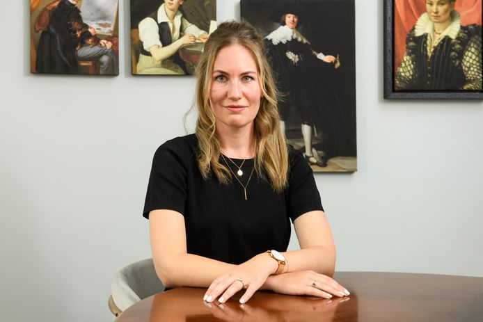 Kunsthistoricus Gemma Boon, lid van Tubantia opiniepanel.