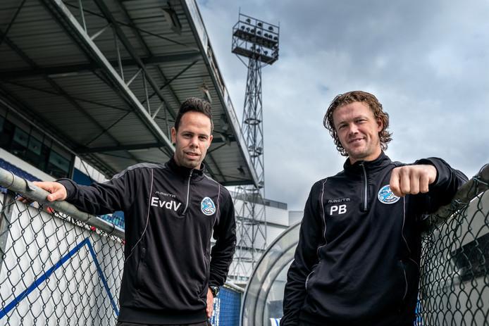 Eric van der Ven van FC Den Bosch lijkt langer te blijven.