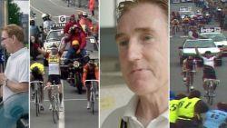 Sean Kelly: de Ierse boerenzoon die het schopte tot één van de beste klassieke renners ooit. Maar hij bleef ook achter met wonde die nog altijd niet geheeld is