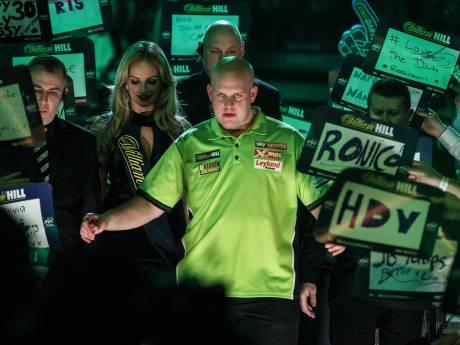 Cross en Van Gerwen blikken vooruit op WK darts: 'Wereldtop is breder'