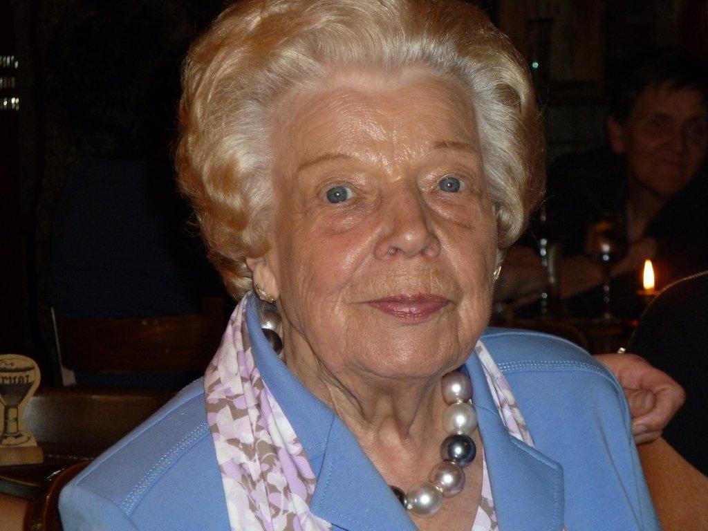 Minneke overleed vrijdag op 91 jarige leeftijd.