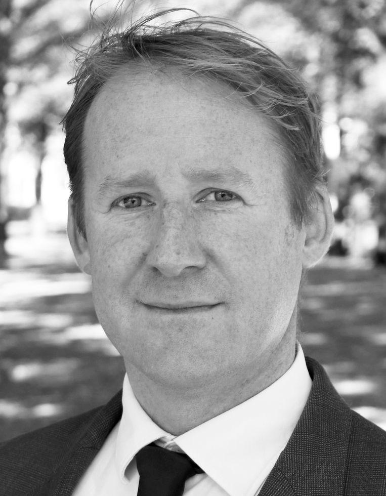 Kees Verhoeven, voormalig Tweede Kamerlid (D66) en tech-expert. Beeld