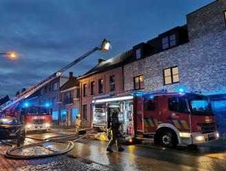 Brand vernielt zolder van leegstaande woning die net verkocht was