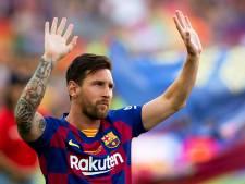 Barcelona mogelijk zonder Messi naar Dortmund