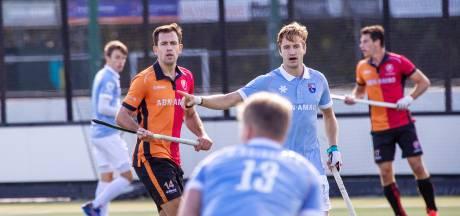 Niek van der Schoot (31) stopt met tophockey bij Oranje-Rood