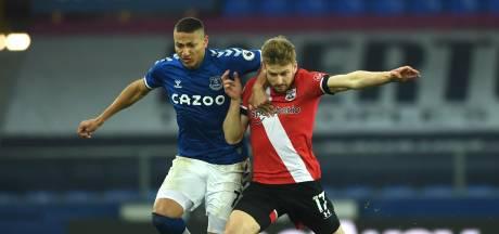 Everton blijft dankzij Richarlison meedoen om Europees ticket