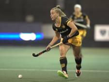 Vrouwen van HC Den Bosch winnen ook tweede duel van het weekend