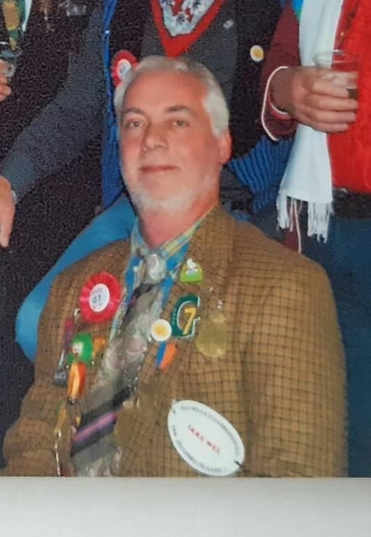 Jan van Sprundel (56) zet zich al tientallen jaren in voor de stichting.