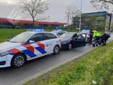 Man (21) rijdt met 160 kilometer per uur en lurkend aan lachgasballon door Utrecht