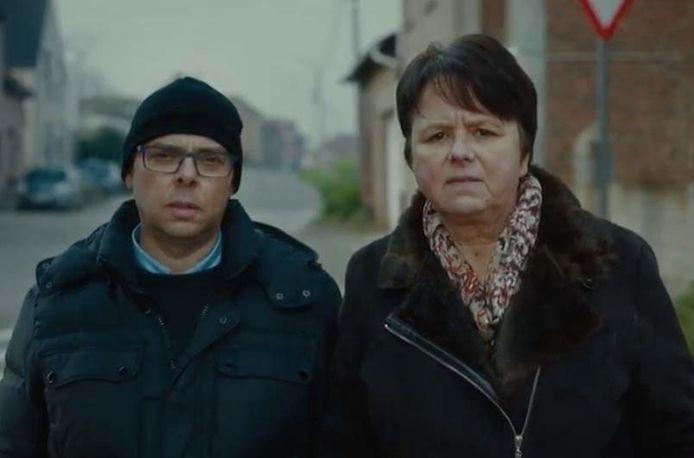 """""""Axelletje was op slag dood"""", vertelt haar oma in een campagnefilmpje."""