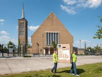 """Bibliotheekcollecties Wingene en Zwevezele verhuizen in juli naar kerk in Hille: """"Aan de dienstverlening verandert er niets"""""""