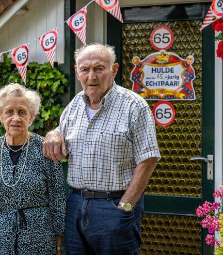 65 jaar getrouwd, wát een mijlpaal voor Willem (85) en Dine (87) uit Enter: 'Het rommelt wel eens, maar nooit lang'