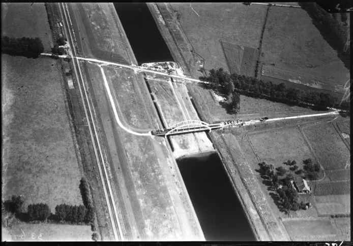 De aanleg van het Twenthe-Rijnkanaal.