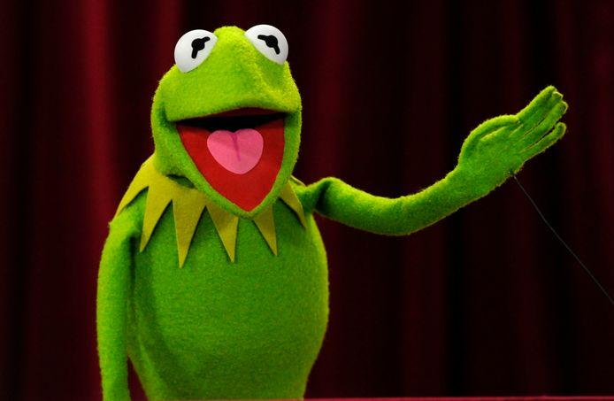 Kermit the Frog.