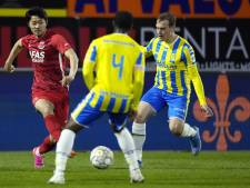 Samenvatting | Ondanks vechtlust kan RKC Waalwijk het niet over de streep trekken tegen AZ