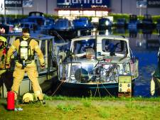 Twee gewonden na explosie op schip in jachthaven