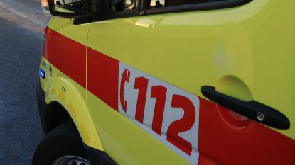 Bromfietser (16) gewond na aanrijding door bus