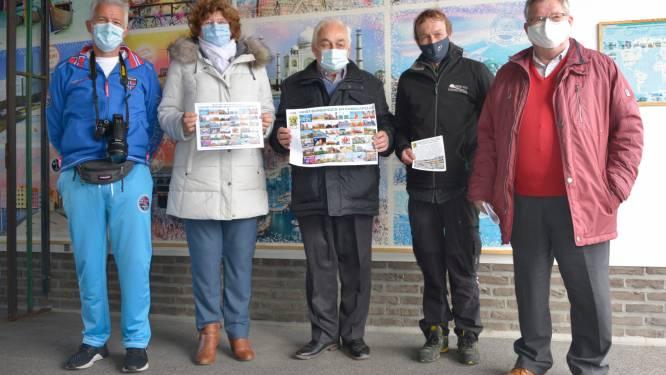 Heemkring brengt puzzel uit ter ere van 50 jaar Knokke-Heist