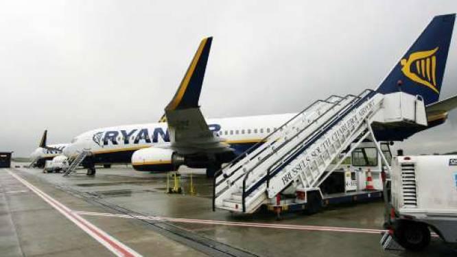 24 vols Ryanair annulés à Charleroi