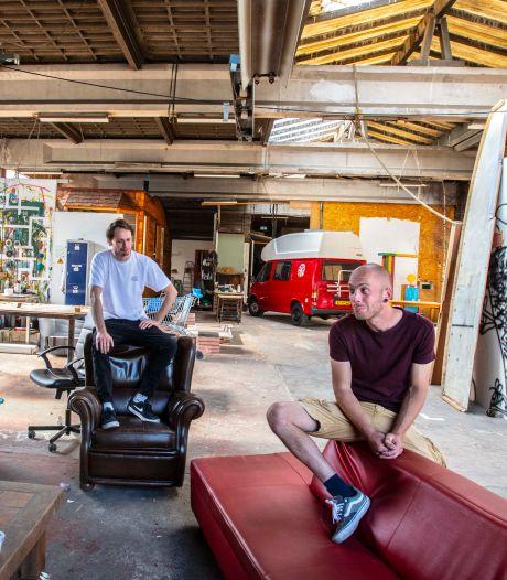 Creatievelingen van de Galjoenstraat worden dakloos: 'Dit soort plekken zijn in Tilburg enorm schaars'