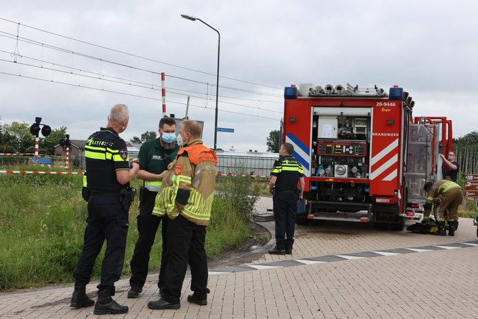 Dodelijk ongeluk in Biezenmortel.