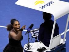 """Serena Williams a vu un thérapeute après sa colère en  finale de l'US Open: """"Je cherchais des réponses"""""""