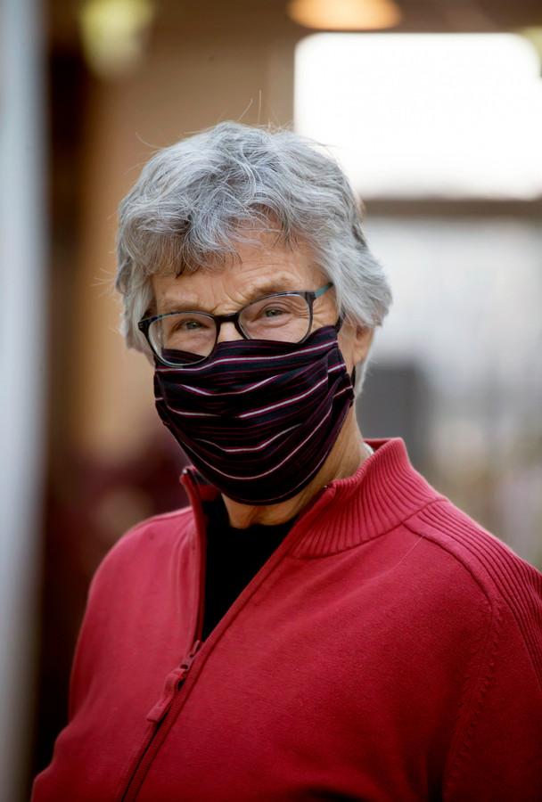 Annie Roovers (78), Etten-Leur, twee kinderen, zes kleinkinderen.